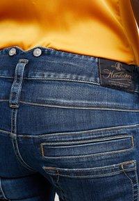 Herrlicher - PITCH SLIM - Jeans slim fit - deep water - 4