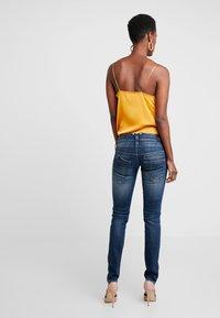Herrlicher - PITCH SLIM - Jeans slim fit - deep water - 2