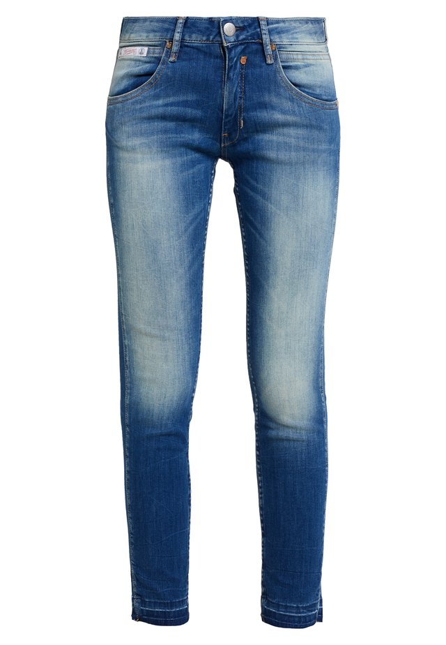 TOUCH CROPPED - Jeans Skinny Fit - bliss
