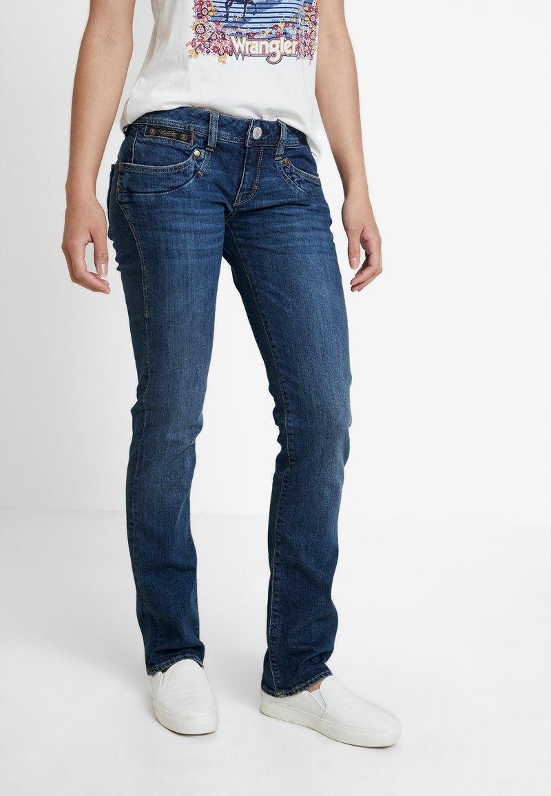 Herrlicher - PIPER - Jeans Straight Leg - dauntless