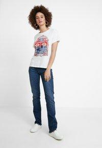 Herrlicher - PIPER - Straight leg jeans - dauntless - 1