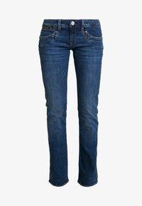 Herrlicher - PIPER - Straight leg jeans - dauntless - 4