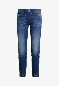 Herrlicher - TOUCH CROPPED TOUCH - Jeans Skinny Fit - moody - 4