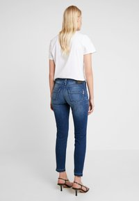 Herrlicher - TOUCH CROPPED TOUCH - Jeans Skinny Fit - moody - 2