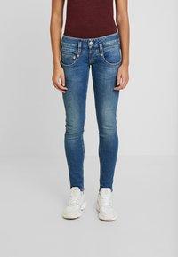 Herrlicher - PITCH SLIM DENIM STRETCH - Slim fit jeans - beamed - 0