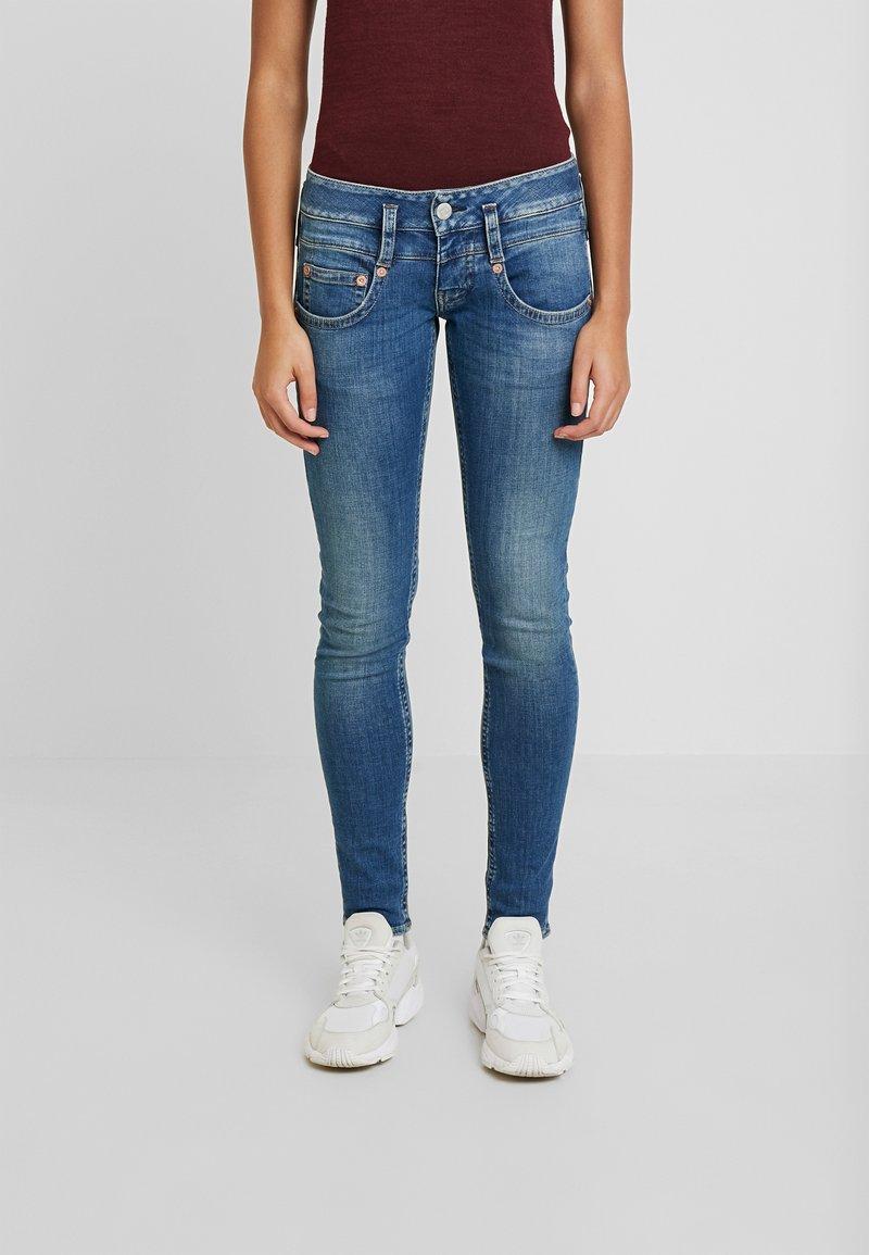 Herrlicher - PITCH SLIM DENIM STRETCH - Jeans slim fit - beamed