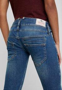 Herrlicher - PITCH SLIM DENIM STRETCH - Slim fit jeans - beamed - 5