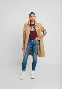 Herrlicher - PITCH SLIM DENIM STRETCH - Slim fit jeans - beamed - 1