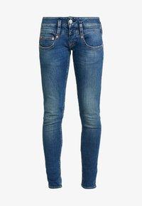 Herrlicher - PITCH SLIM DENIM STRETCH - Slim fit jeans - beamed - 4