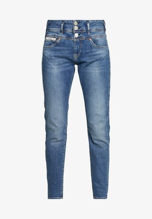 RAYA BOY STRETCH - Jeansy Straight Leg - beamed