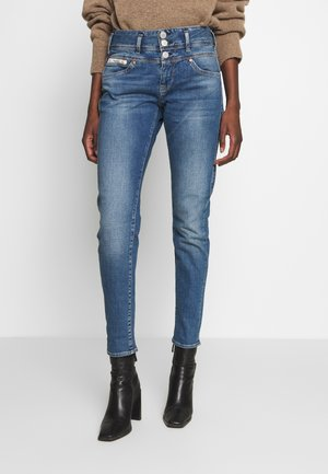 RAYA BOY STRETCH - Straight leg jeans - beamed