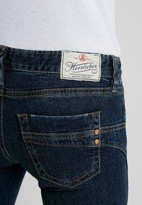 Herrlicher - TOUCH - Slim fit jeans - blue vibe - 4