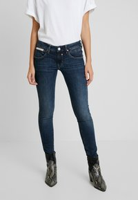 Herrlicher - TOUCH - Slim fit jeans - blue vibe - 0