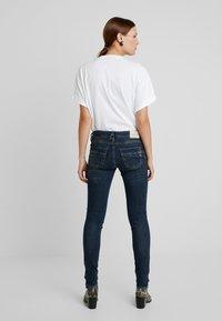 Herrlicher - TOUCH - Slim fit jeans - blue vibe - 2
