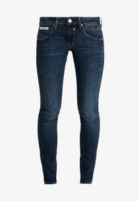 Herrlicher - TOUCH - Slim fit jeans - blue vibe - 3