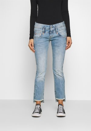 PITCH CROPPED COMFORT - Slim fit jeans - adagio