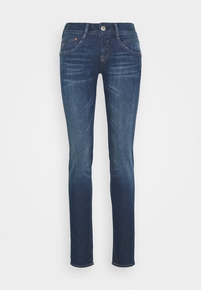 GILA  - Slim fit jeans - blue denim