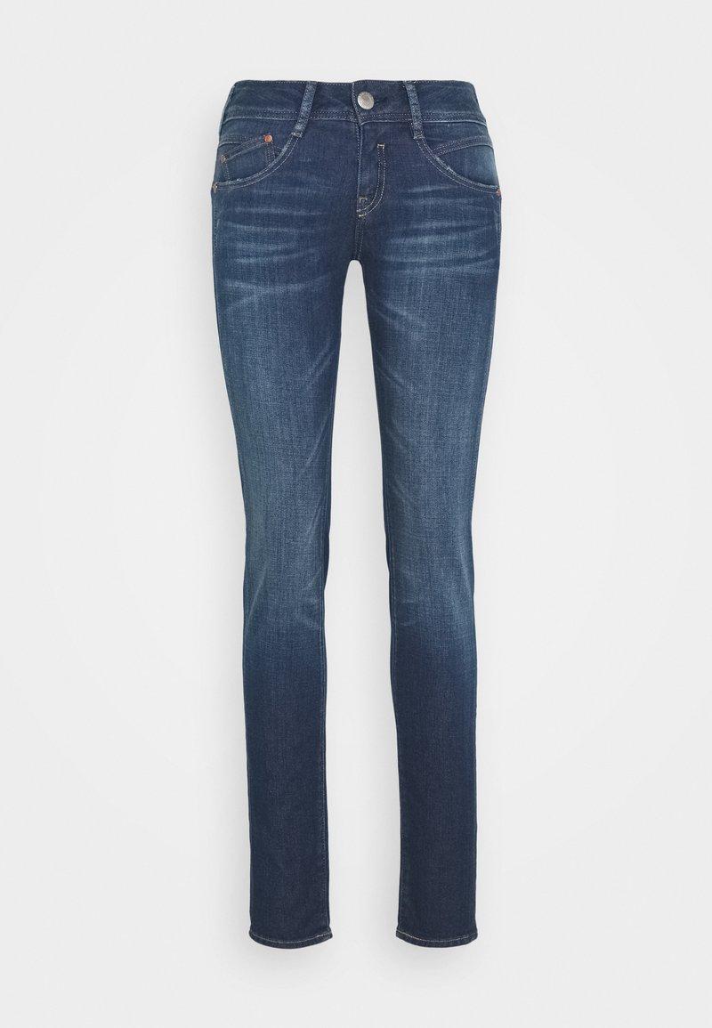 Herrlicher - GILA  - Jeans slim fit - blue denim