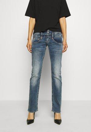 PITCH STRETCH - Jeans slim fit - mezzo