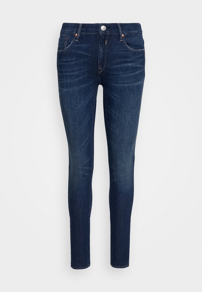 Herrlicher - SUPER TOUCH - Jeans slim fit - doom