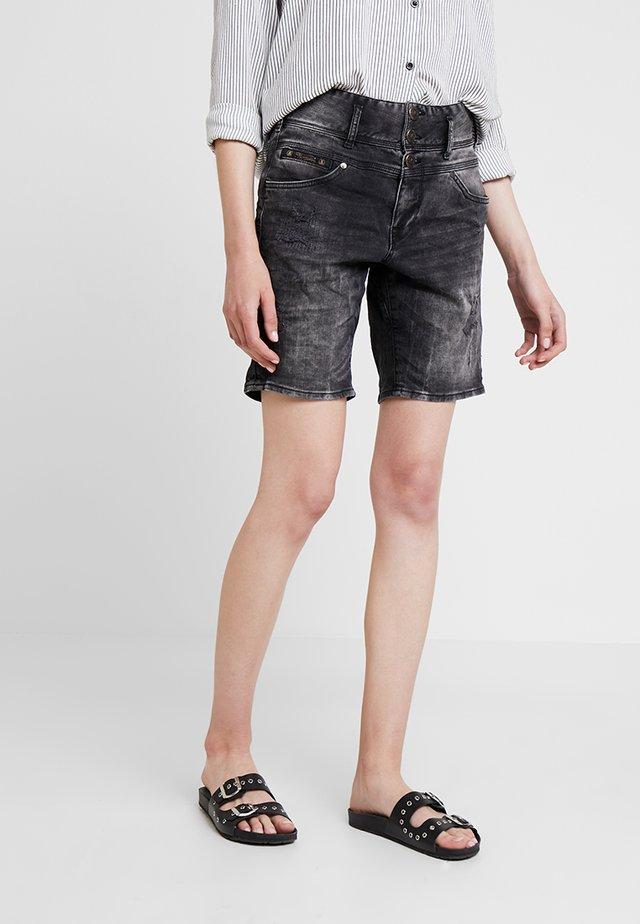 RAYA - Jeans Short / cowboy shorts - blurred