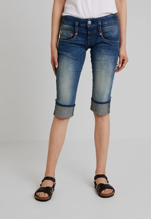 PITCH - Shorts di jeans - bliss