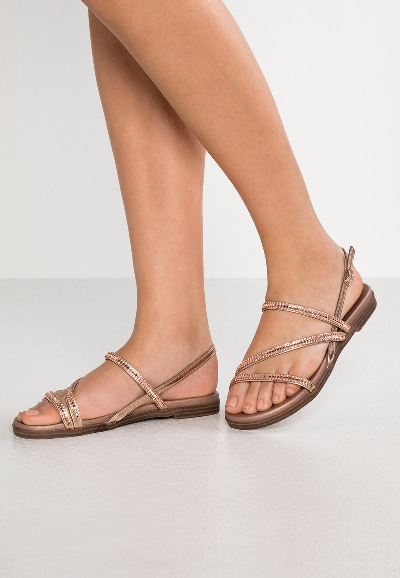H.I.S - Sandals - nude
