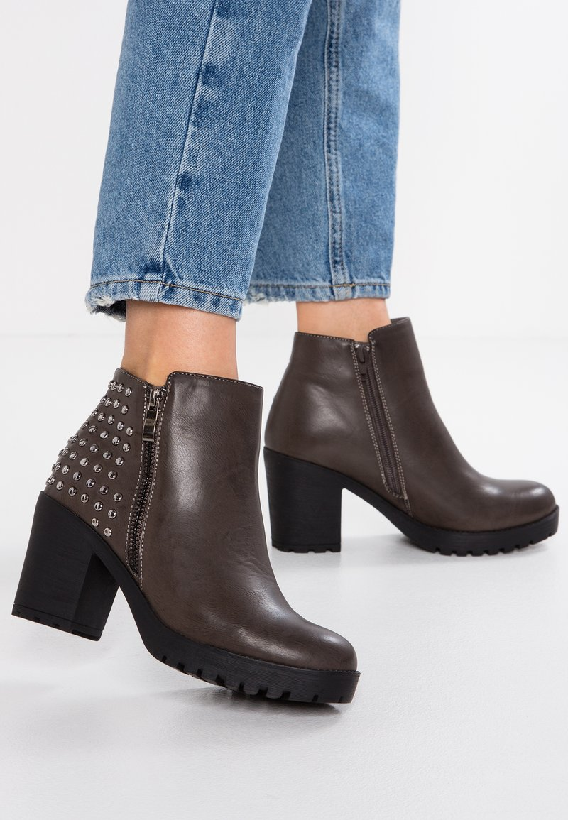 H.I.S - Ankle Boot - grey
