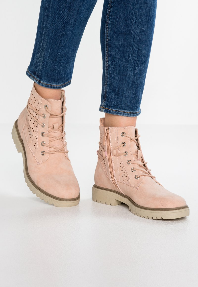 H.I.S - Ankle Boot - camel