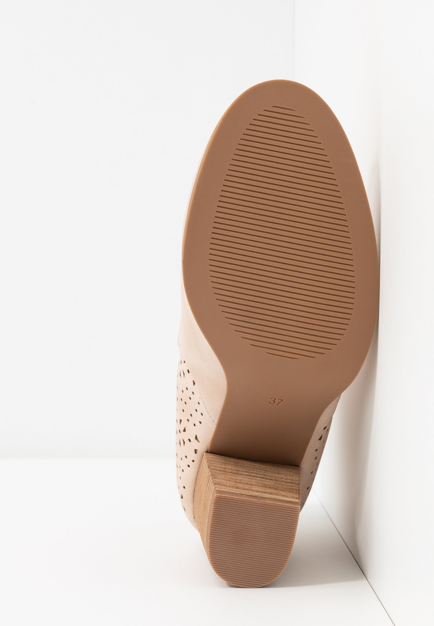 H.I.S Boots à talons - nude
