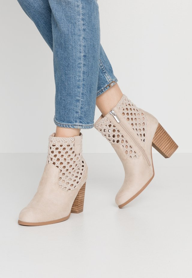 Ankle boots - arena