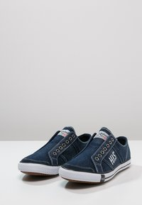 H.I.S - Loafers - navy - 2