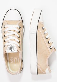 H.I.S - Sneakers - washed beige - 3