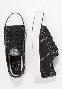 H.I.S - Sneakers - black/white - 3