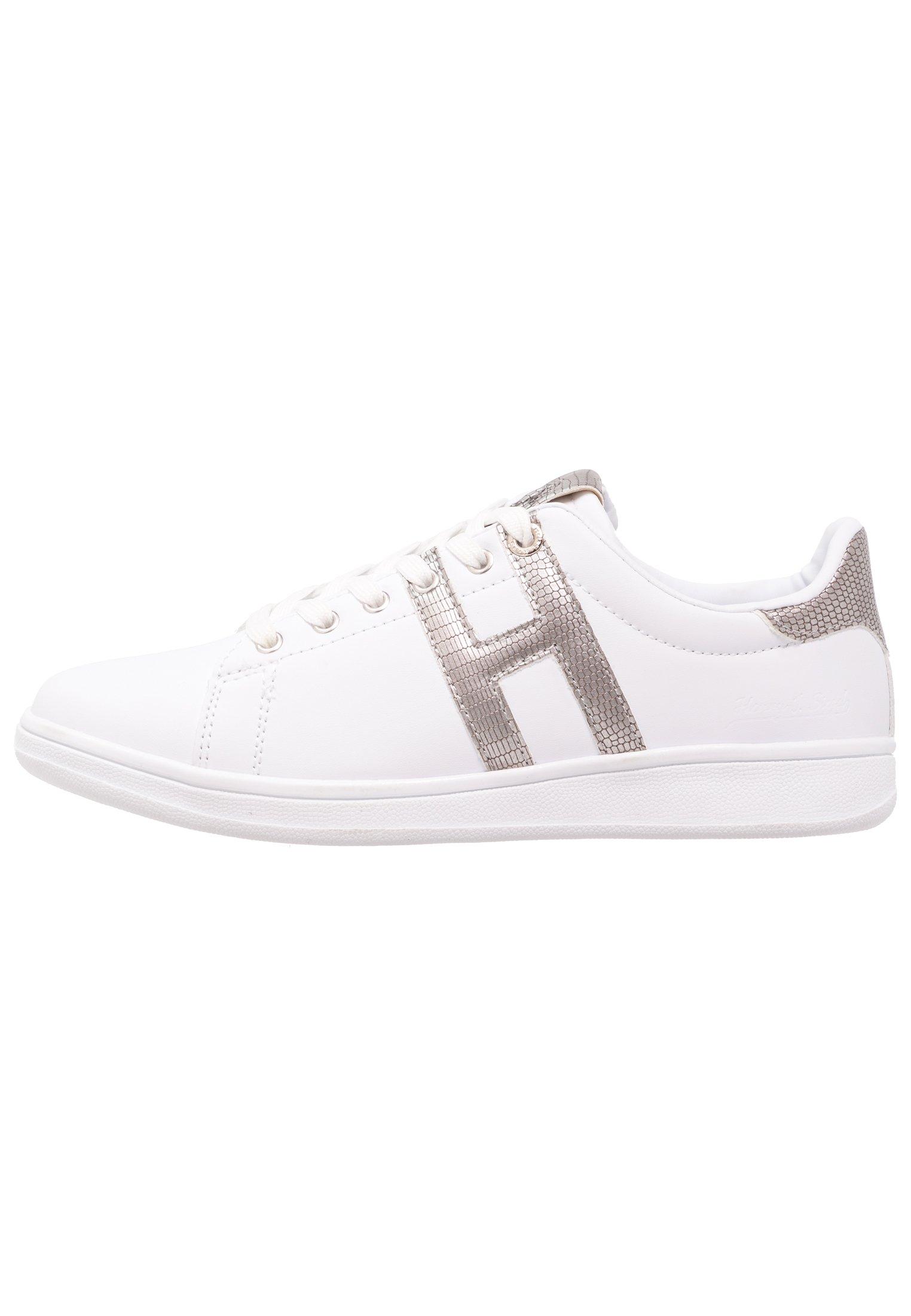H.i.s Joggesko - White/silver