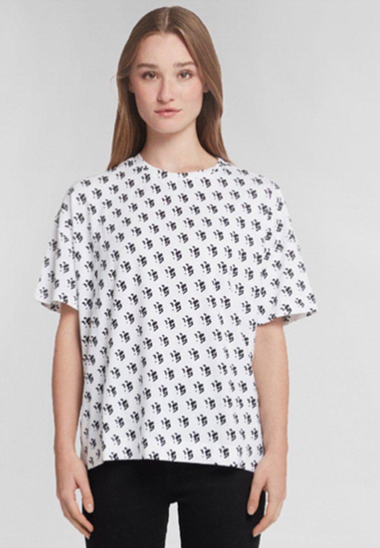H.I.S - 5ADAY - T-Shirt print -  white