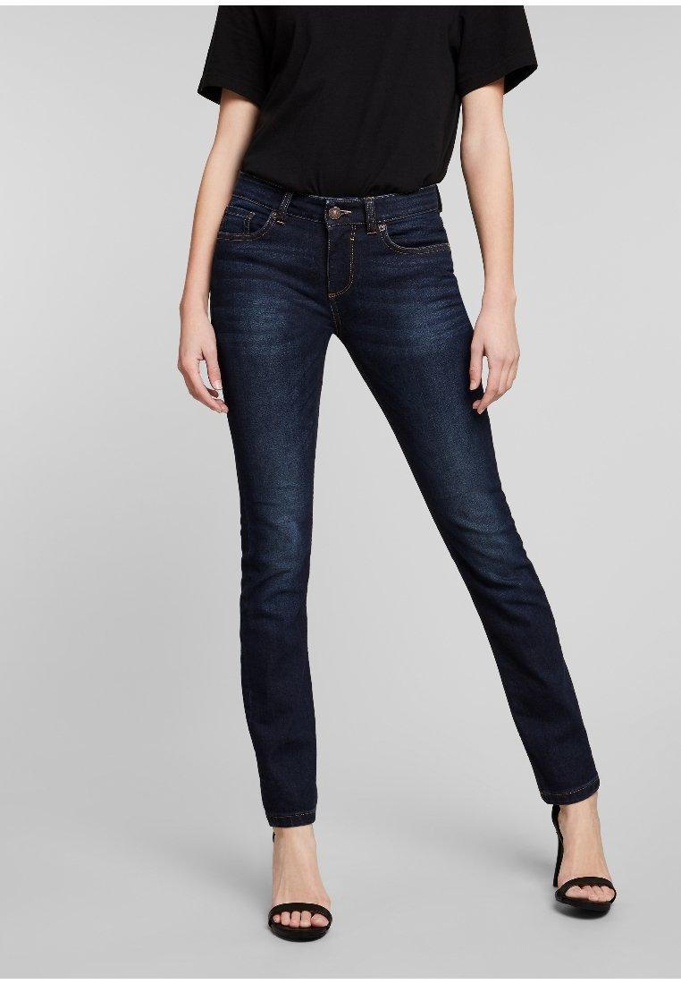 H.I.S - MONROE - Jeans Slim Fit - blue