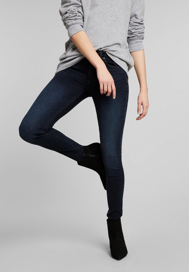 H.I.S - LORRAINE - Jeans Skinny Fit - blue