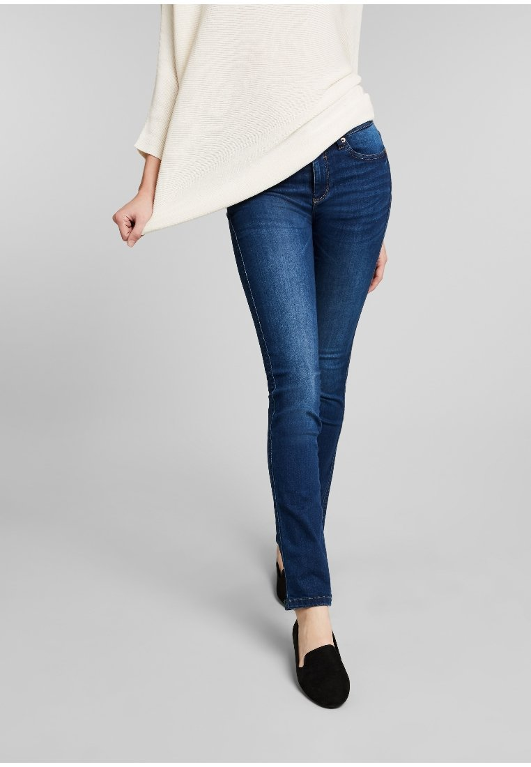 H.I.S - MARYLIN - Jeans Slim Fit - blue