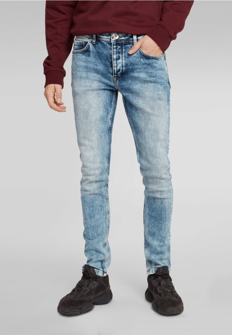 H.I.S - Jeans Slim Fit - blue