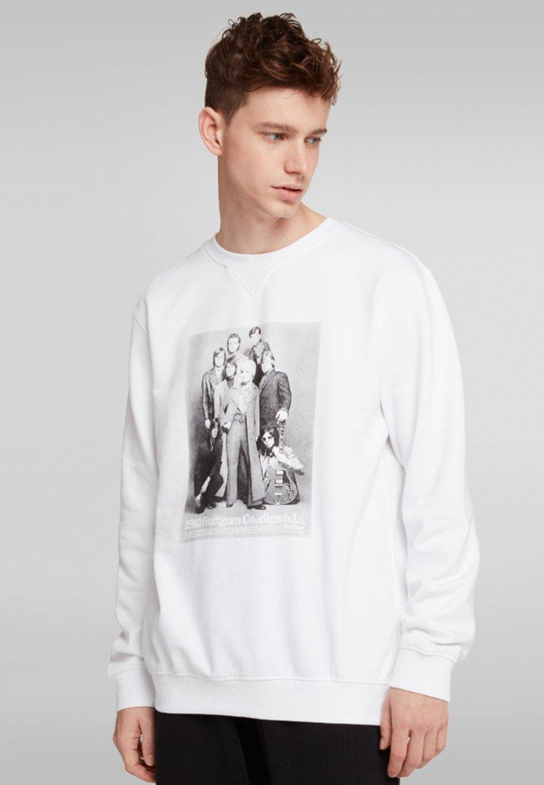 H.I.S - Sweatshirt - white