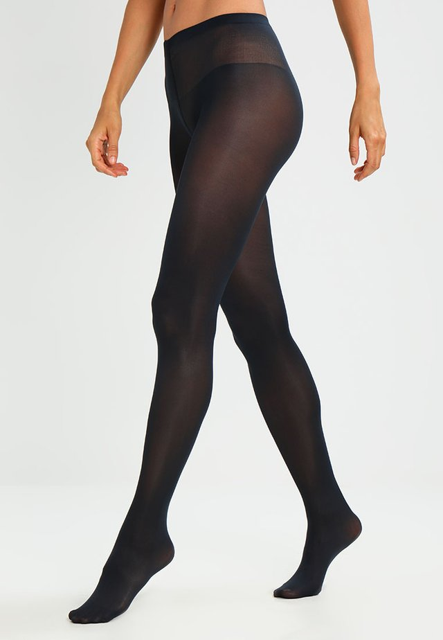 40 DEN HIP  - Collants - marine