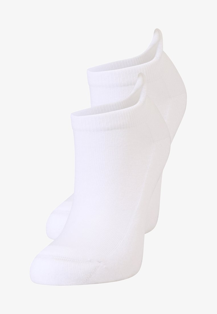 Hudson - ONLY PLUSH 2 PACK - Socks - white