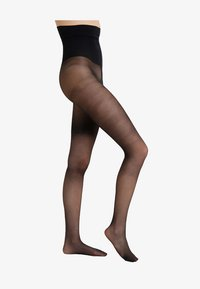 Hudson - 20 DEN SOFT MATT SHAPE - Tights - black - 1
