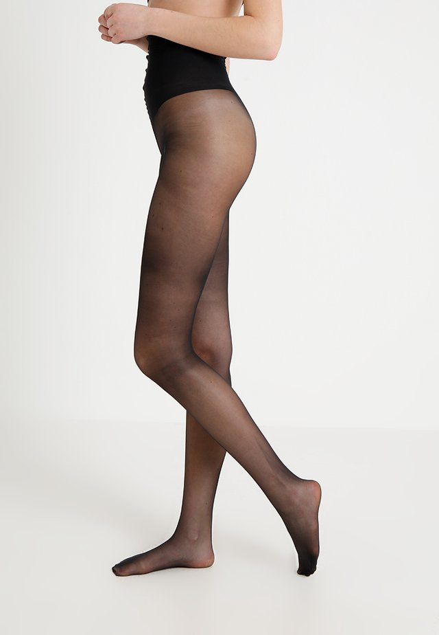 20 DEN SOFT MATT SHAPE - Collants - black