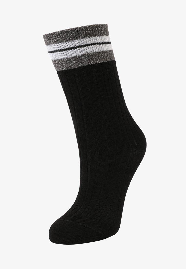 Hudson - LUXURY - Socken - black
