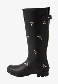 Tom Joule - WELLY PRINT - Gummistövlar - black metallic - 1
