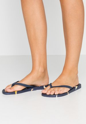 Teenslippers - navy