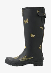 Tom Joule - WELLY PRINT - Gummistövlar - black - 1