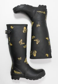 Tom Joule - WELLY PRINT - Gummistövlar - black - 3